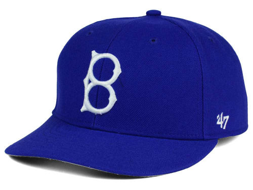 Brooklyn Dodgers 47 Brand MLB MVP Cap Hats at Lids.ca