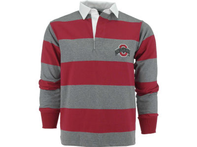 Ncaa 4 inch rugby shirt apparel at for Ohio state polo shirt 3xl