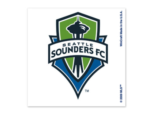 Seattle sounders fc wincraft tattoo 4 pack for Seattle sounders tattoo
