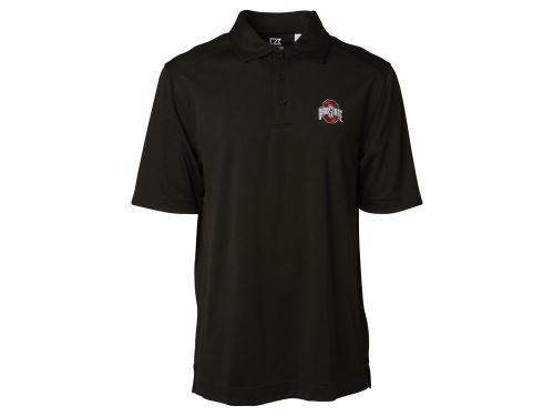 Ohio state buckeyes black ncaa men 39 s genre tall polo shirt for Ohio state polo shirt 3xl