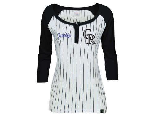 Colorado Rockies White 5th Ocean Mlb Women 39 S Le Opening