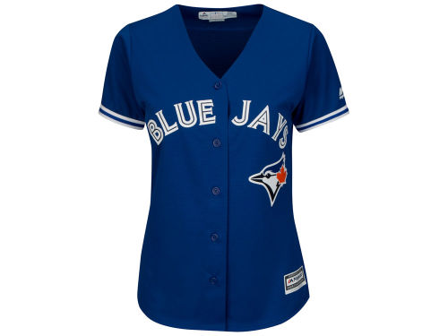 Toronto Blue Jays Majestic MLB Women's Cool Base Jersey ...