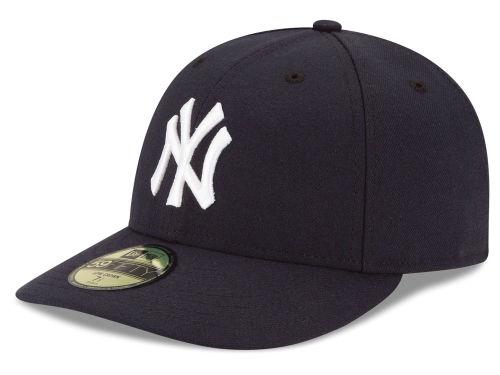 new york yankees new era navy new era mlb low crown ac. Black Bedroom Furniture Sets. Home Design Ideas