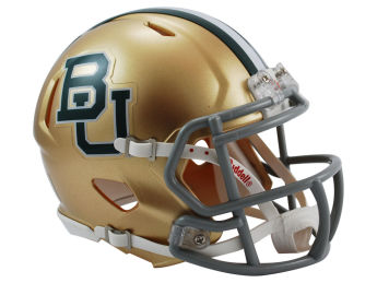 Baylor Bears Riddell NCAA Mini Helmet images, details and specs