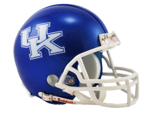 Kentucky Wildcats Riddell NCAA Mini Helmet