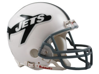 New York Jets Riddell NFL Mini Helmet images, details and specs