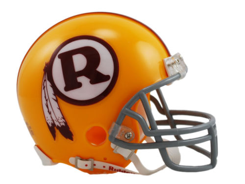 Washington Redskins Riddell NFL Mini Helmet