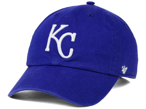 Kansas City Royals MLB On-Field Replica '47 CLEAN UP Cap Hats