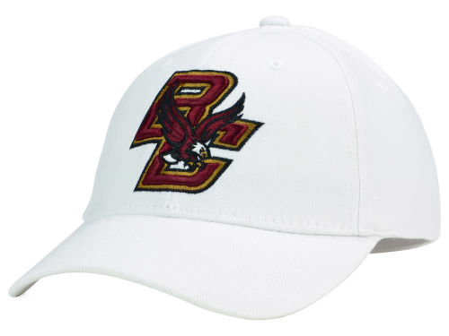 Boston College Eagles Top of the World NCAA White PC Cap Hats