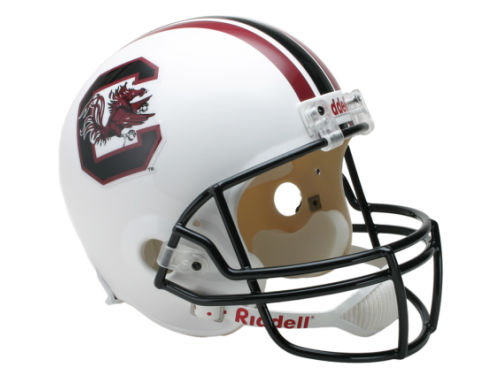 South Carolina Gamecocks Riddell NCAA Deluxe Replica Helmet