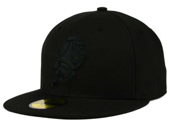 New York Mets New Era Black on Black Fashion images, details and specs
