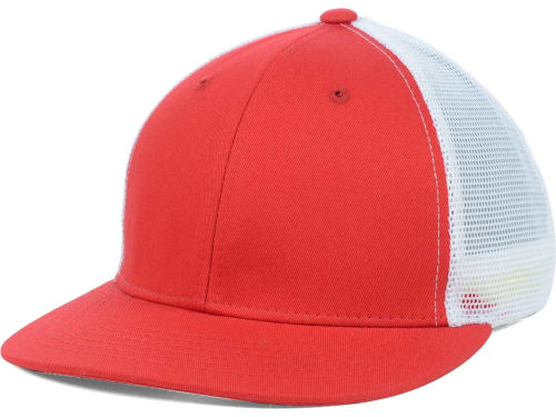 Red/White Fan Trucker  Hats