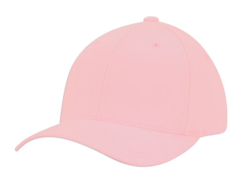 Pink Home Run Flexfit  Hats
