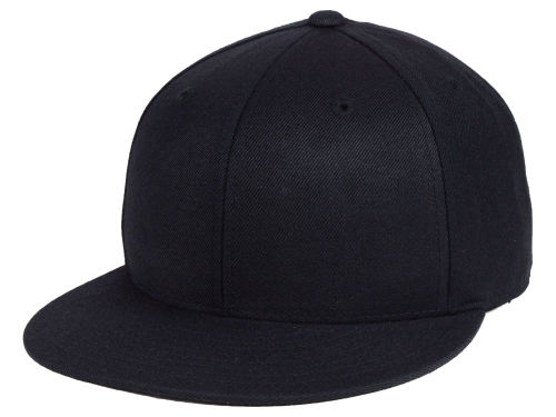 Black Grand Slam Fitted  Hats