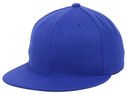 Royal Blue Grand Slam Fitted  Hats
