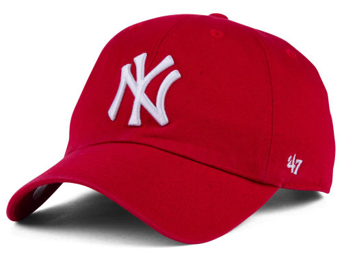 New York Yankees MLB Core '47 CLEAN UP Cap Hats
