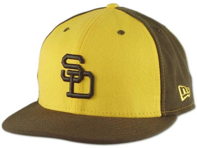 San Diego Padres MLB Cooperstown 59FIFTY Hats