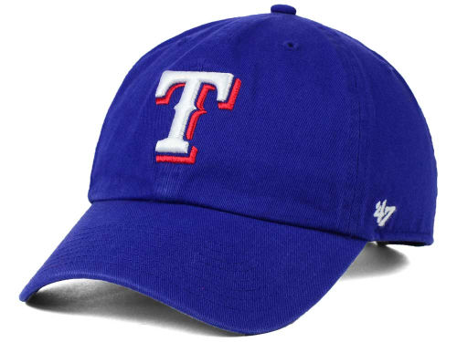 Texas Rangers MLB On-Field Replica '47 CLEAN UP Cap Hats