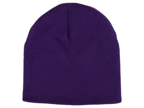 Purple Slider Knit  Hats