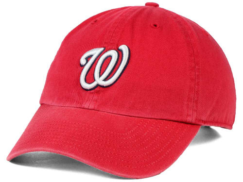 Washington Nationals MLB On-Field Replica '47 CLEAN UP Cap Hats