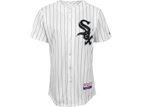 Chicago White Sox Majestic MLB Blank Replica Jersey
