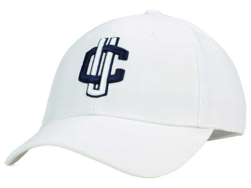 Connecticut Huskies Top of the World NCAA White PC Cap Hats