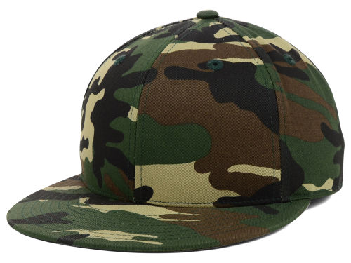 WoodlandCamo Grand Slam Fitted  Hats