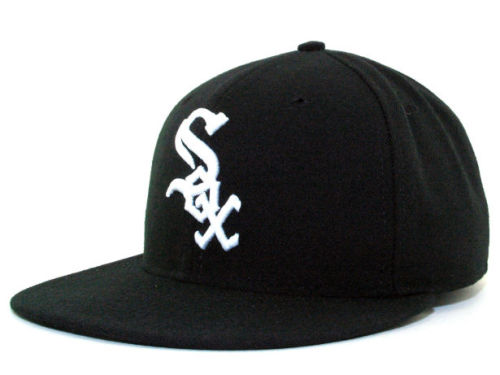 Chicago White Sox New Era MLB Authentic Collection 59FIFTY Cap Hats