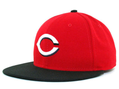 Cincinnati Reds MLB Authentic Collection 59FIFTY Hats