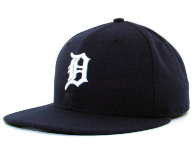 Detroit Tigers MLB Authentic Collection 59FIFTY Hats
