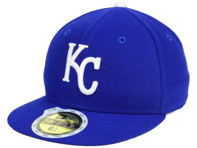 Kansas City Royals MLB Authentic Collection 59FIFTY Hats