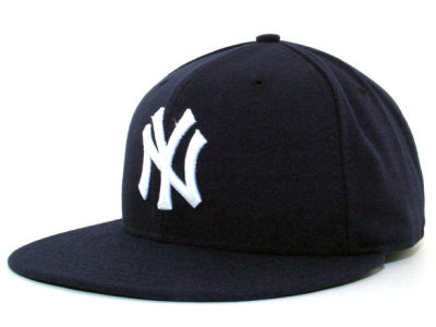 New York Yankees MLB Authentic Collection 59FIFTY Hats