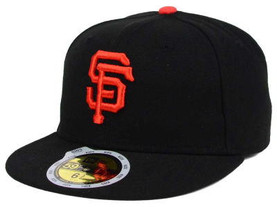 San Francisco Giants MLB Authentic Collection 59FIFTY Hats