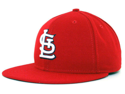 St. Louis Cardinals New Era MLB Authentic Collection 59FIFTY Cap Hats