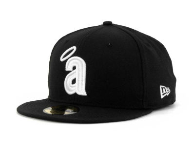 Los Angeles Angels MLB B-Dub 59FIFTY Cap Hats