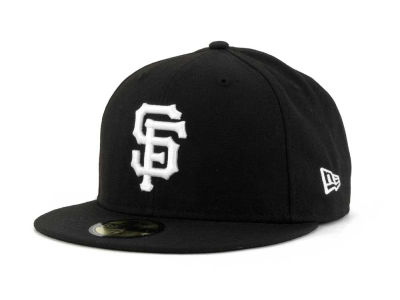 San Francisco Giants MLB B-Dub 59FIFTY Cap Hats