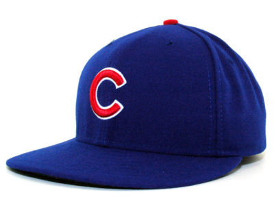 Chicago Cubs MLB Authentic Collection 59FIFTY Hats