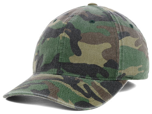WoodlandCamo Relaxed Stretch Fit Cap  Hats