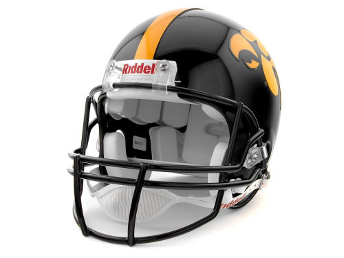 Iowa Hawkeyes Riddell NCAA Authentic Helmet
