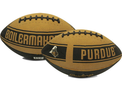 Purdue Boilermakers Jarden Sports Hail Mary Youth Football