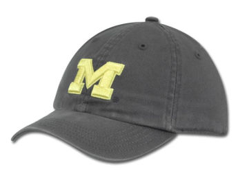Michigan Wolverines Forty Seven Brand Kids Clean Up images, details and specs