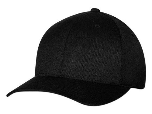 Black JV Homerun Child  Hats