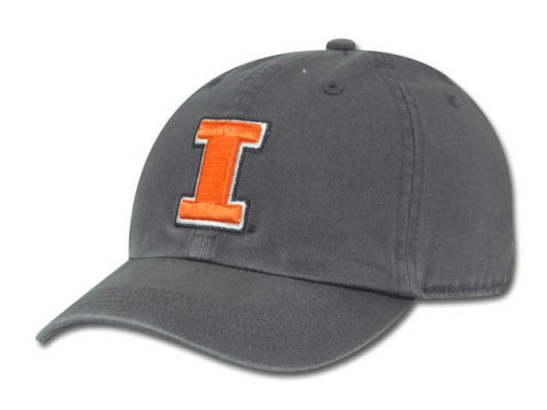 Illinois Fighting Illini '47 NCAA Kids Clean Up Hats