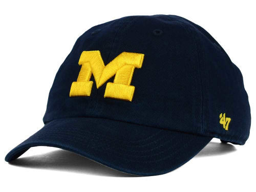 Michigan Wolverines '47 Toddler Clean-up Cap Hats