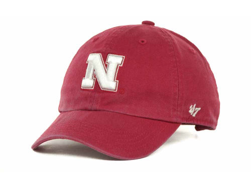 Nebraska Cornhuskers '47 NCAA Kids Clean Up Hats