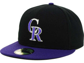 Colorado Rockies New Era Authentic Collection images, details and specs