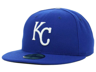 Kansas City Royals MLB Authentic Collection 59FIFTY Cap Hats