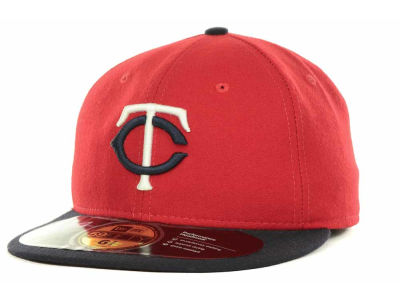 Minnesota Twins MLB Authentic Collection 2015 XP 59FIFTY Cap Hats