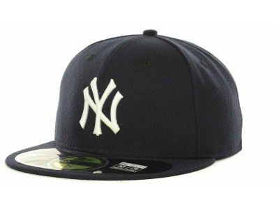New York Yankees MLB Authentic Collection 59FIFTY Cap Hats