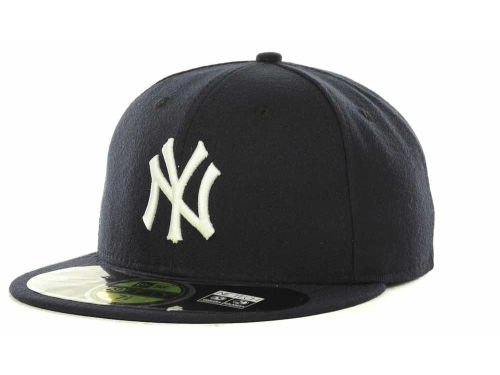 New York Yankees New Era MLB Authentic Collection 59FIFTY Cap Hats